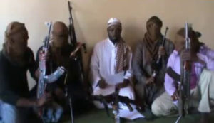 Group of men claiming to be part of Boko Haram