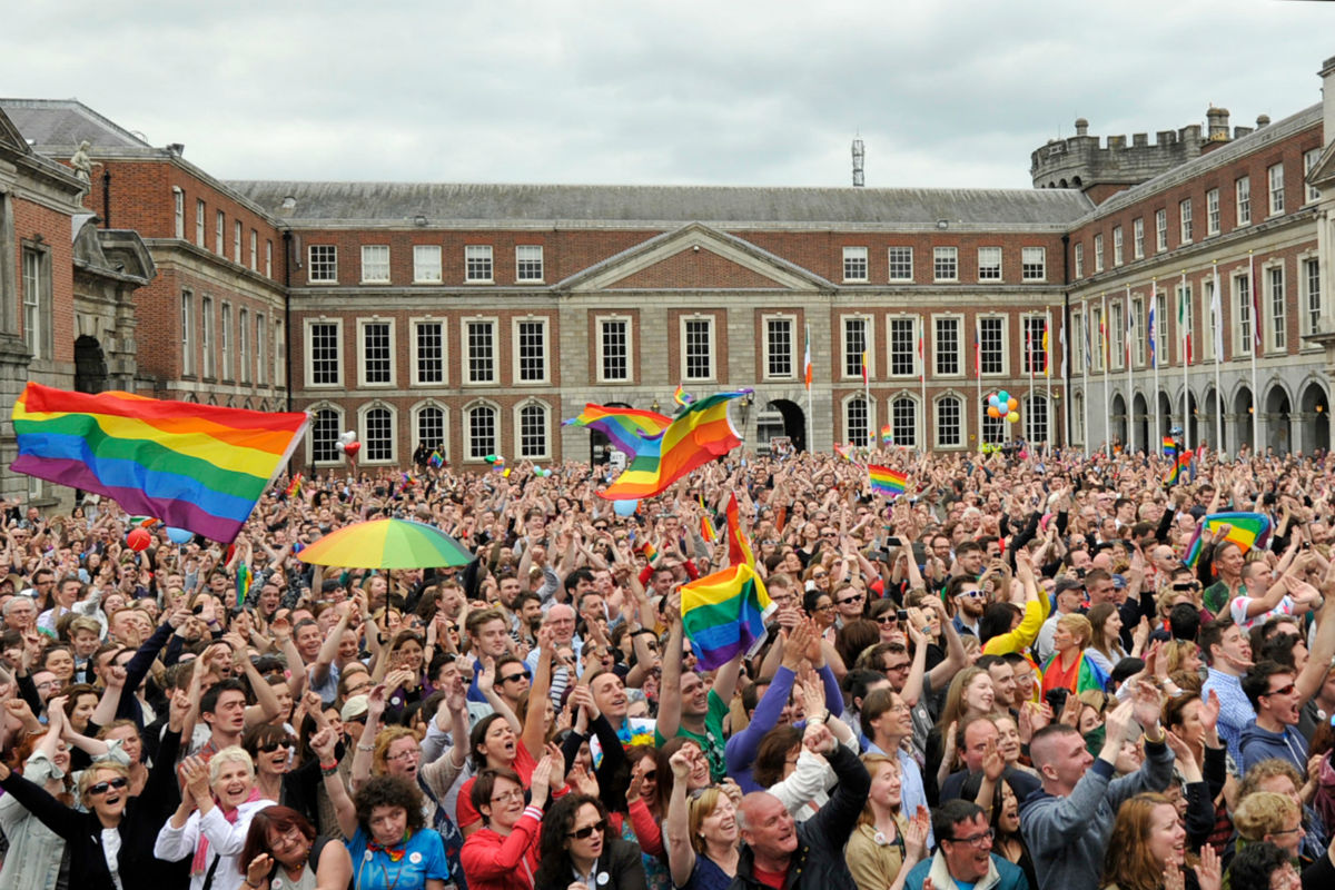 Amnesty International Welcomes passage of the Marriage Equality Bill