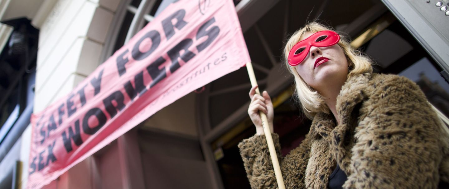 Global movement votes to adopt policy to protect human rights of sex workers