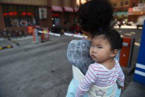 China one-child policy