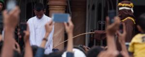 Flogging Indonesia Torture
