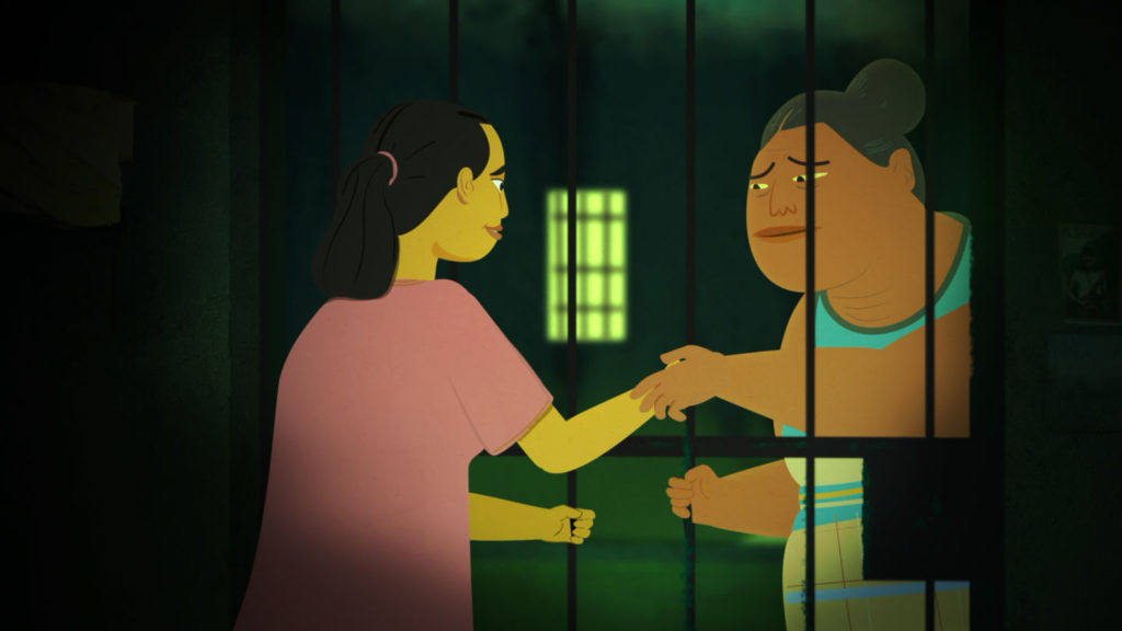 End the total ban on abortion in El Salvador - Animation Video Still