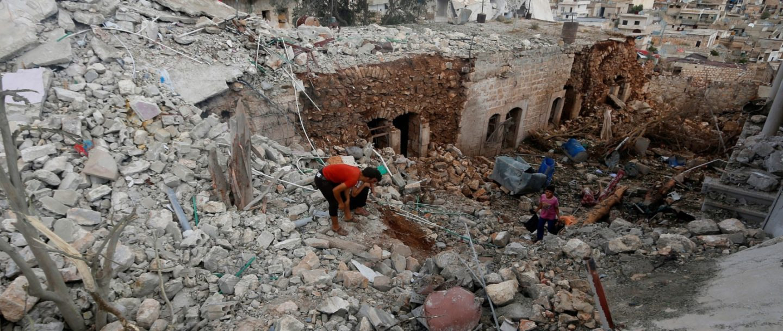Syria: Russia's shameful failure to acknowledge civilian killings