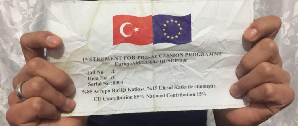 Human Rights EU-Turkey Deal