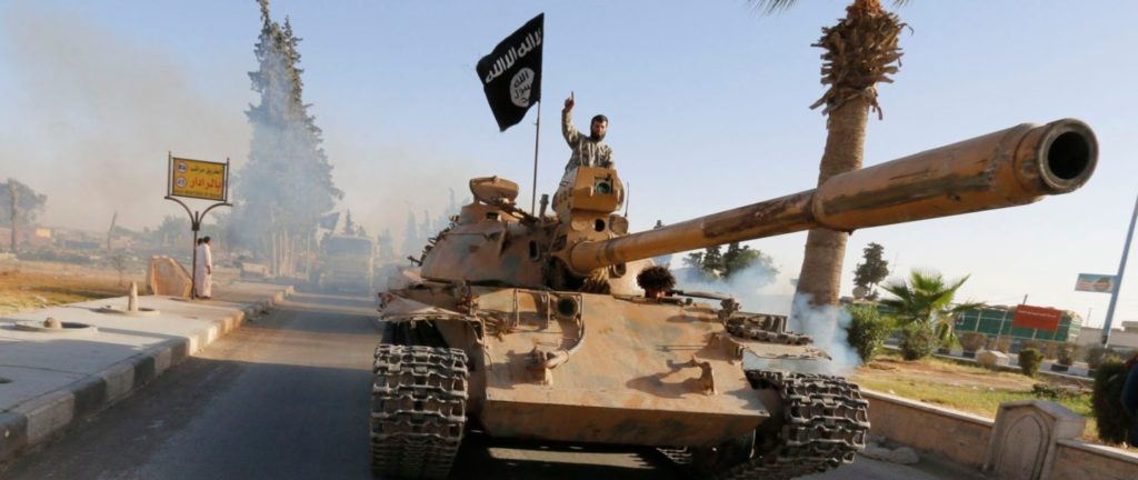 Reckless Arms Trading Iraq Islamic State Atrocities