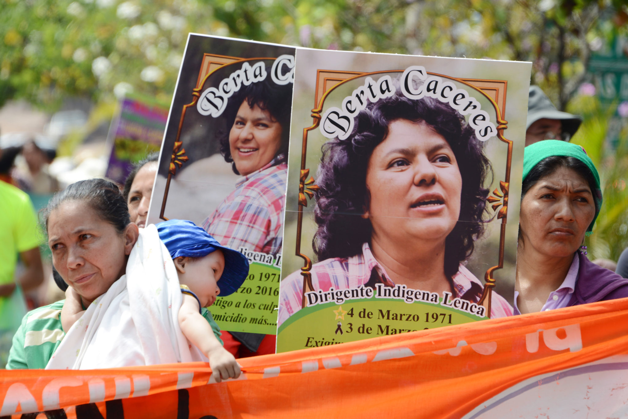 Honduras: Failure to identify those behind Berta Cáceres' murder puts other activists at risk