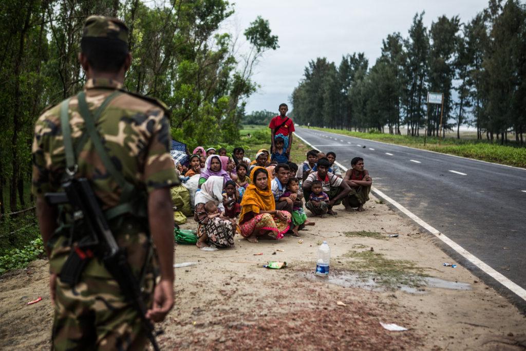 243734_Rohingya Crisis - Bangladesh_ Sept 2017