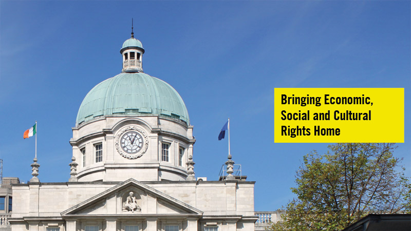 Amnesty International gives tentative welcome to Government decision on constitutional economic, social and cultural rights