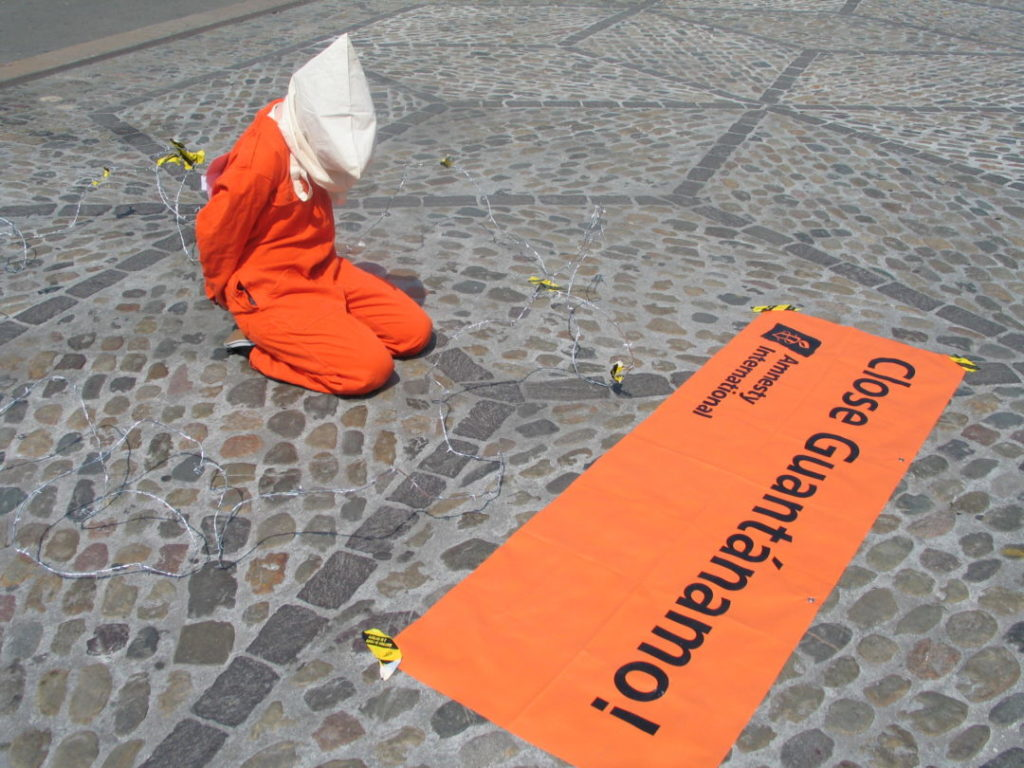 Guantanamo Symbol of USA Injustice Amnesty International
