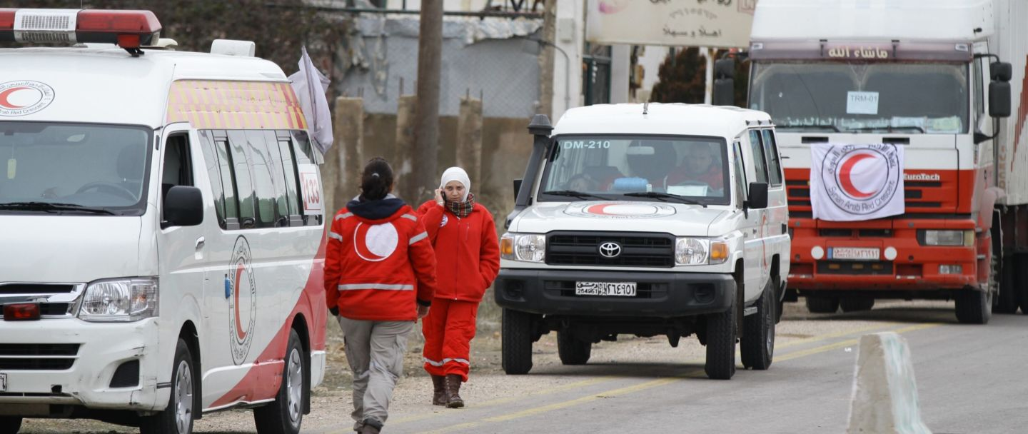 Madaya shocked the world but this story isn't over