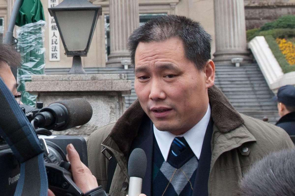 Activists freed in Beijing