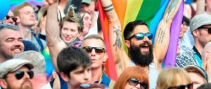 Same Sex Marriage Legalised in Ireland