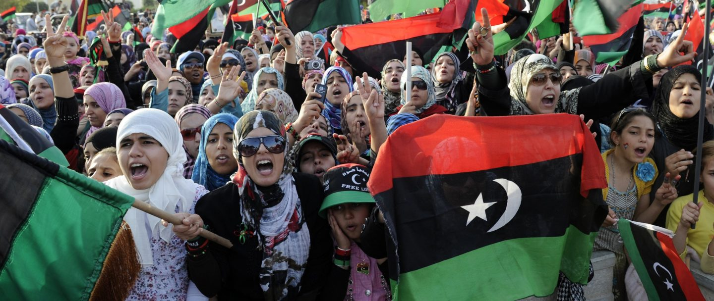 World must help pull Libya out of human rights chaos five years since uprising that ousted al-Gaddafi
