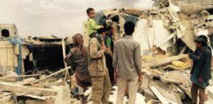 USA selling weapons to Saudi Arabia Yemen