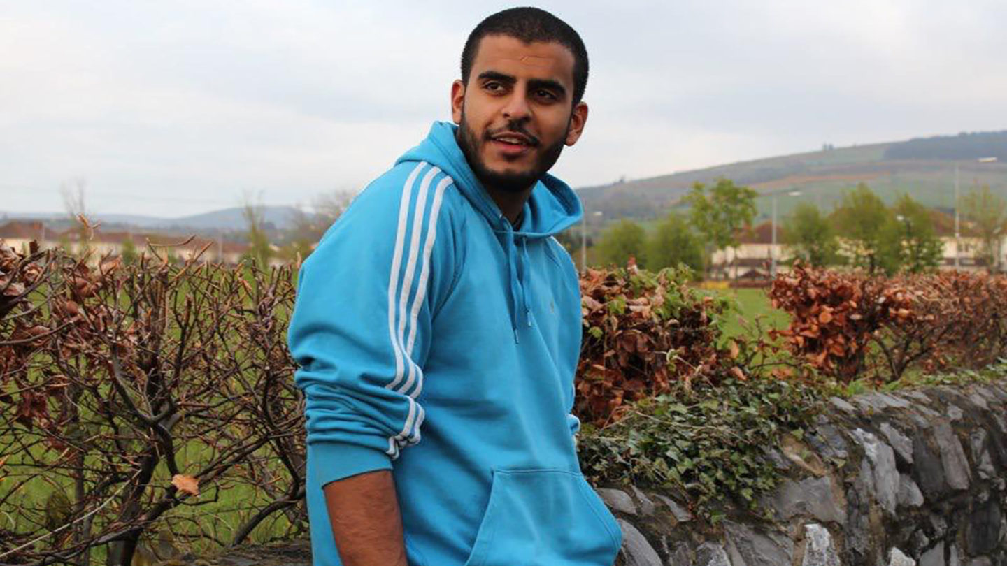 Amnesty International protest to mark fourth anniversary of Ibrahim Halawa's arrest