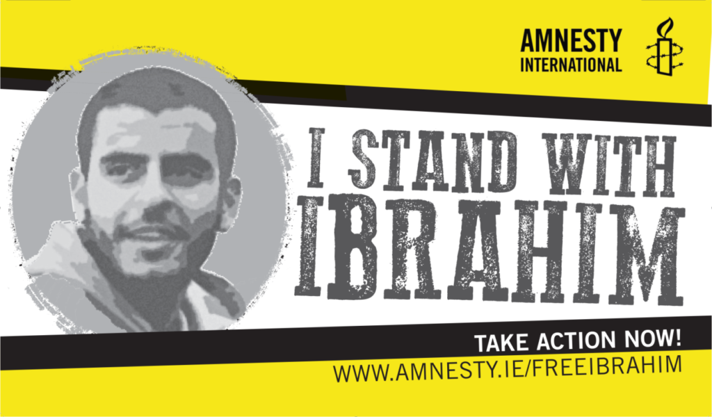 Ibrahim Halawa Egyptian Jail