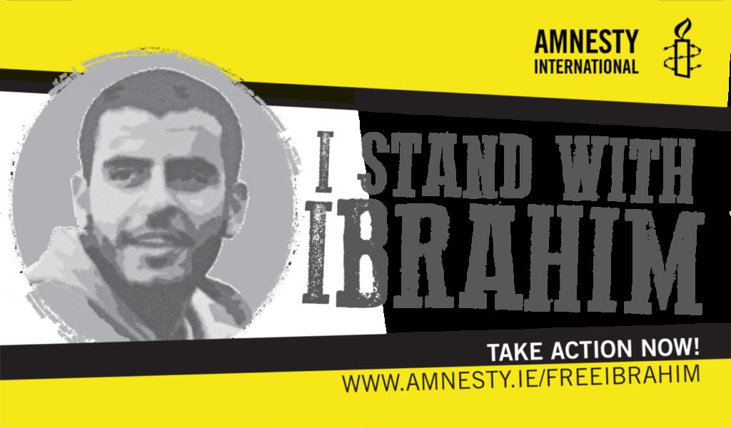 Ibrahim Halawa Egyptian Jail