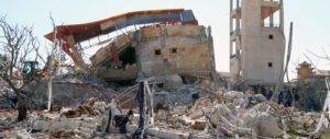 Russian Syrian Forces Targeting Hospitals