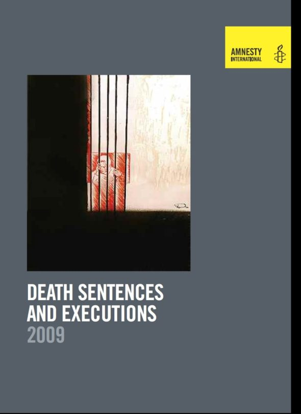Death sentences and executions 2009