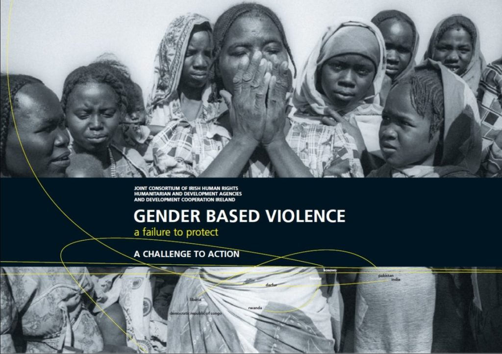 Gender based Violence a Failure to Protect