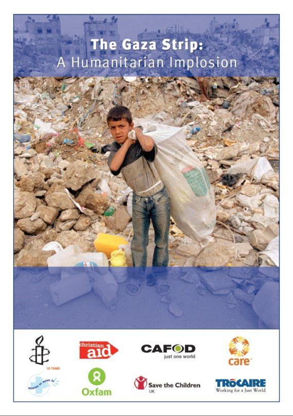 The Gaza Strip A Humanitarian Implosion