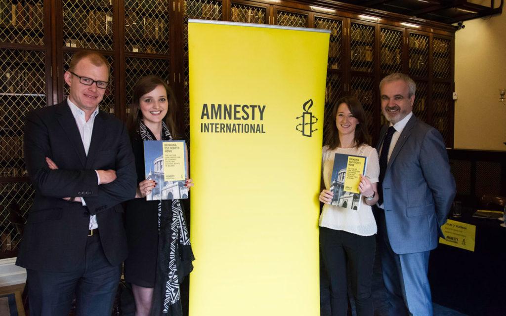Careers at Amnesty International Hero Image