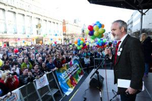 Let's Make History Marriage Equality Referendum 2015 Ireland