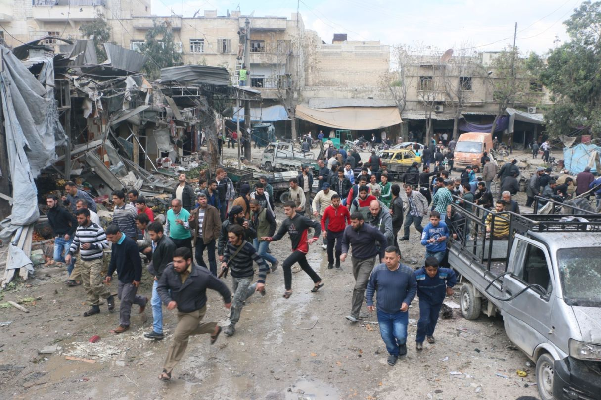 War in Syria: Is the UN Security Council a mere talk shop?