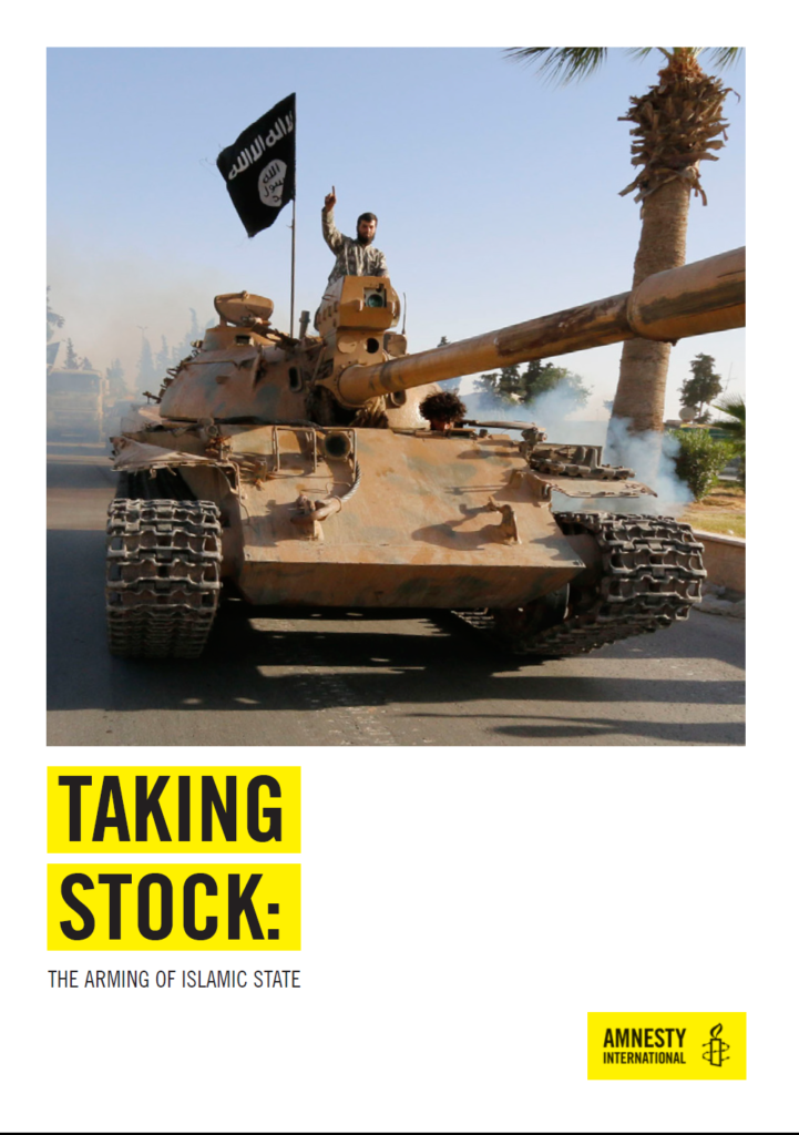 Arming Islamic State