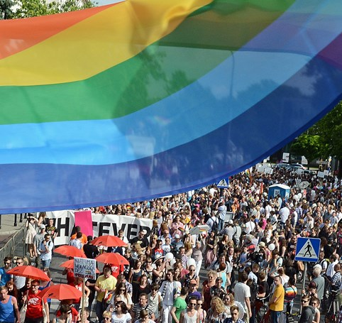 Homophobia and discrimination becoming increasingly entrenched in former Soviet states