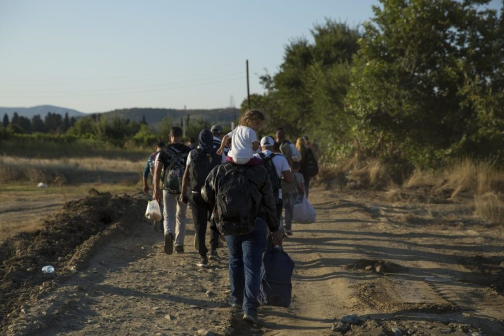 European Commission Resettlement of Refugees Asylum Seekers - Fortress Europe