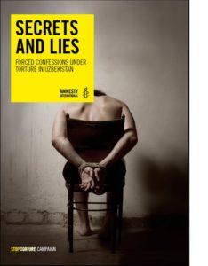 Forced Confessions Under Torture in Uzbekistan