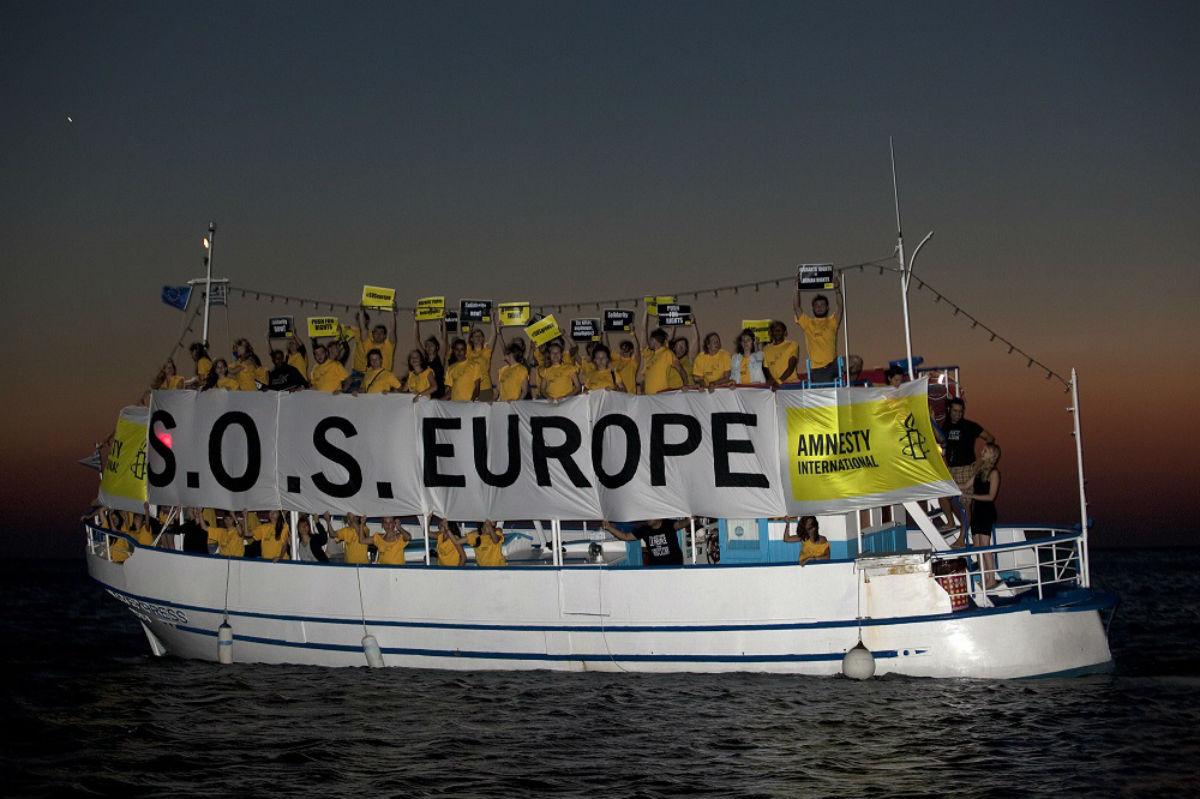 Solving the world's refugee crisis