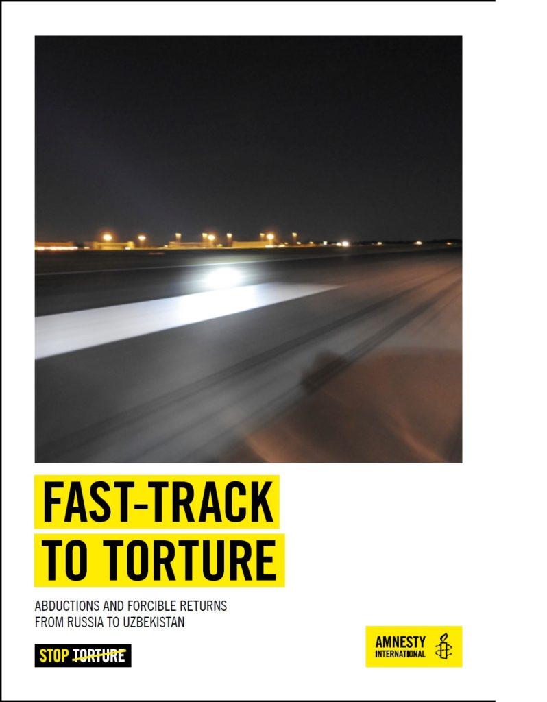 Uzbekistan Torture
