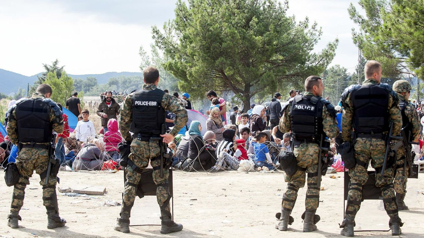 Refugees detained in dire conditions amid rush to implement EU-Turkey deal