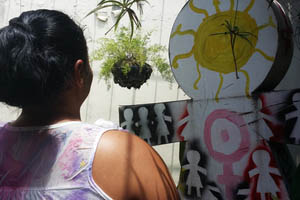 A moment of euphoria in a long battle for women and girl's rights in El Salvador