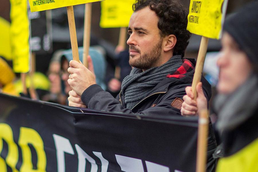 amnesty-germany-demonstration