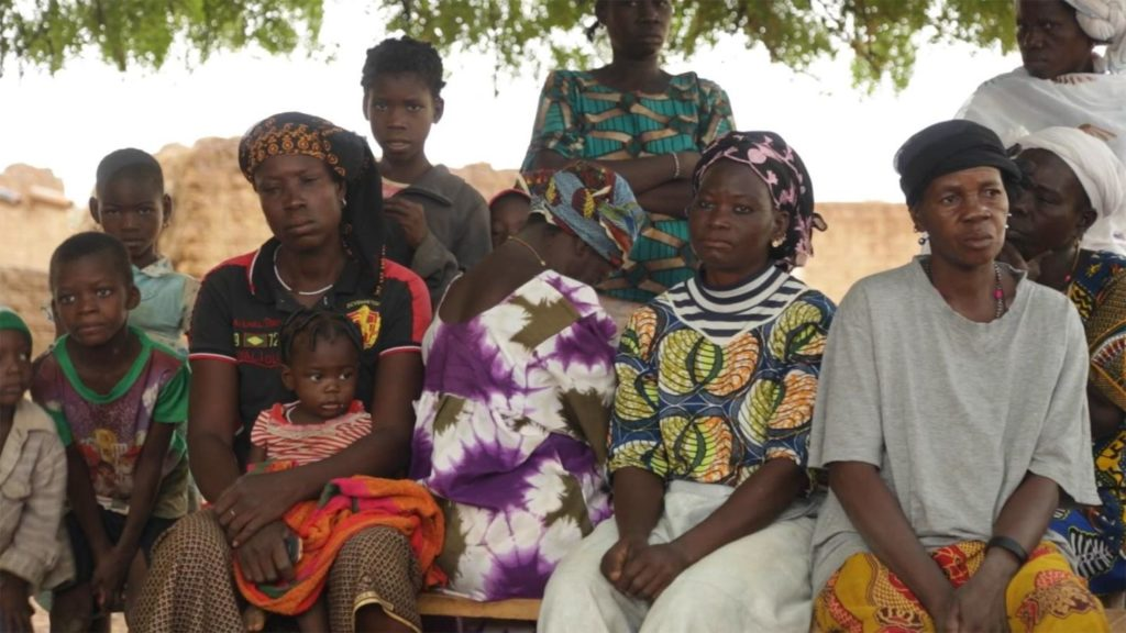 Burkina Faso Child Marriage
