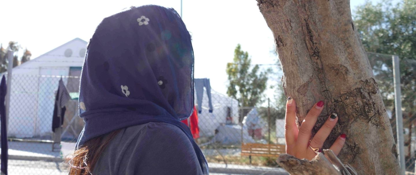 Refugee women on the Greek islands live in constant fear