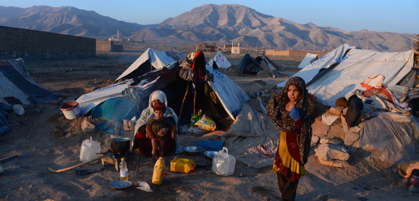 The Millions Left Behind in Afghanistan