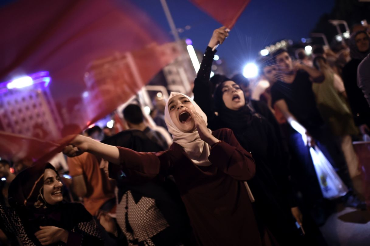 Turkey Could Be Taking A Big Step Backwards In Human Rights