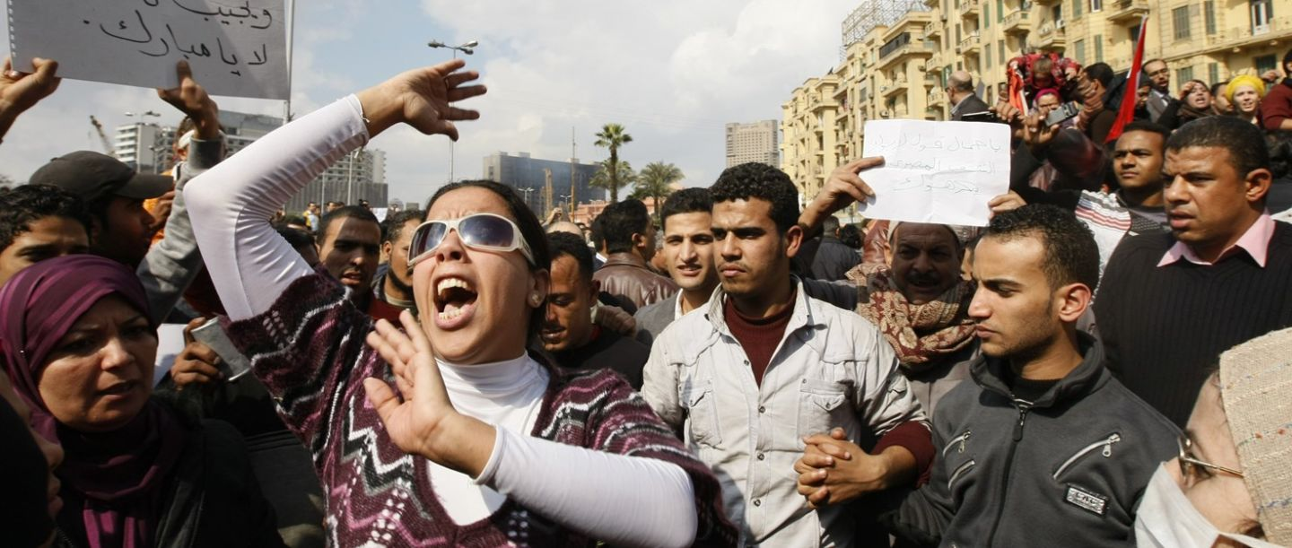 Egypt: 'Officially, You Do Not Exist'
