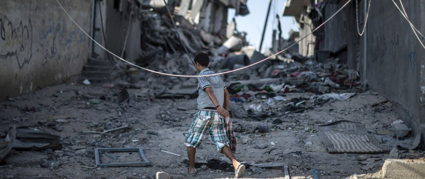 Time To Address Impunity: Two years after the 2014 Gaza/Israel war