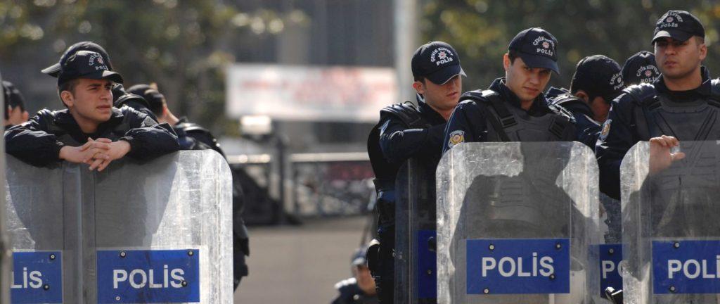Press Freedom Turkey Journalists Arrest Warrants
