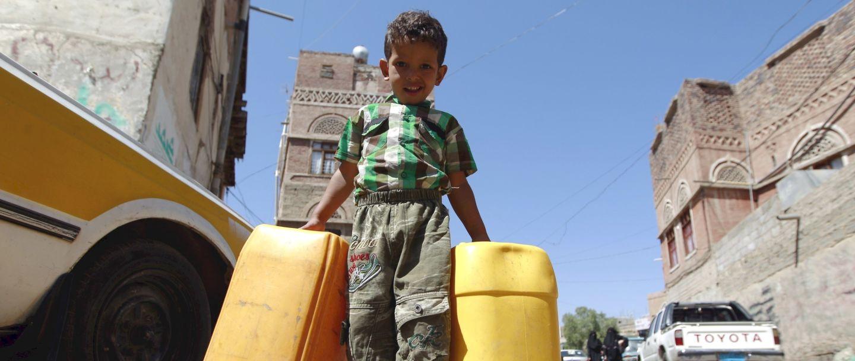 Yemen: Peace talks must prioritise getting aid to desperate civilians