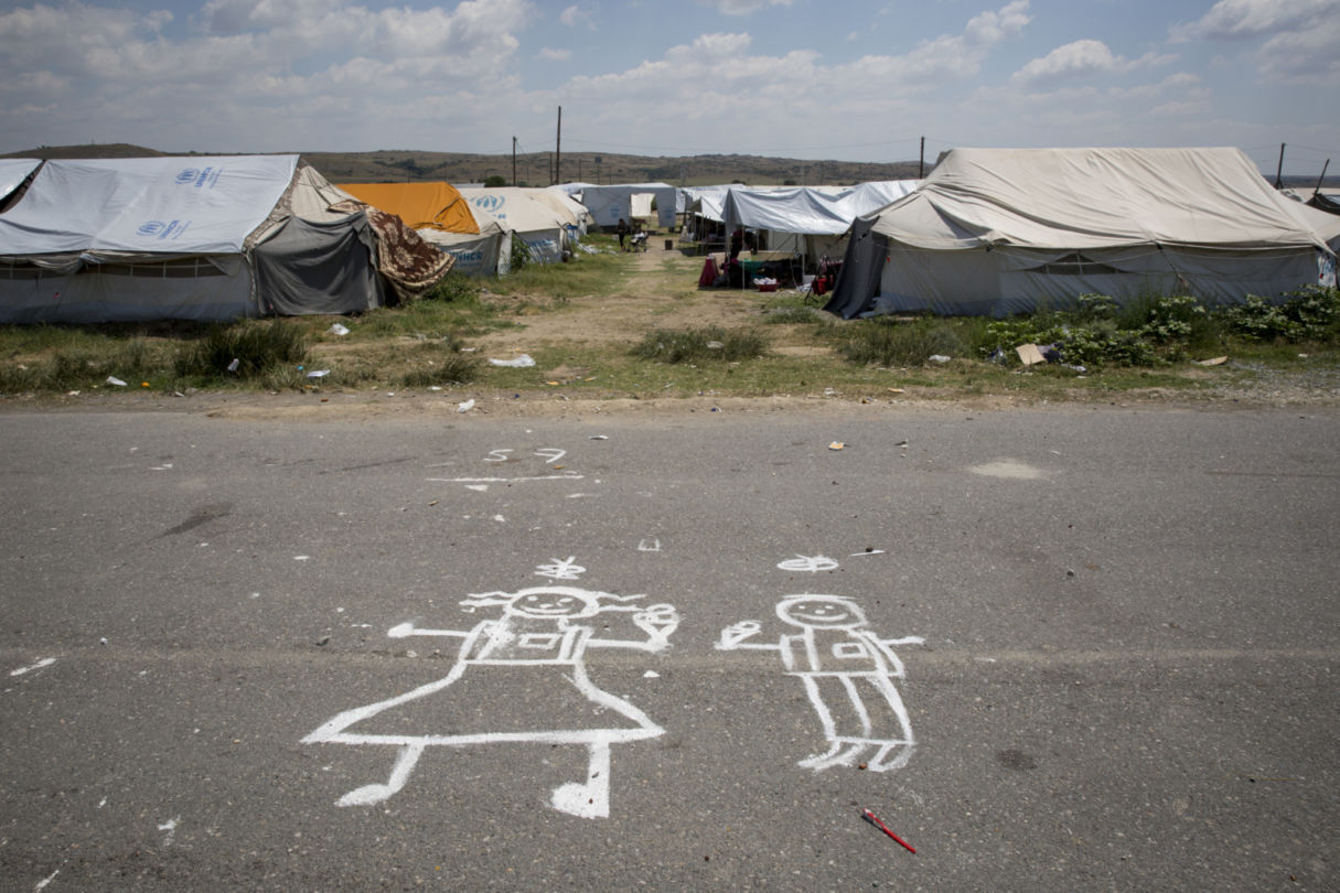 Greece: Address Inhumane Conditions for Refugees Now
