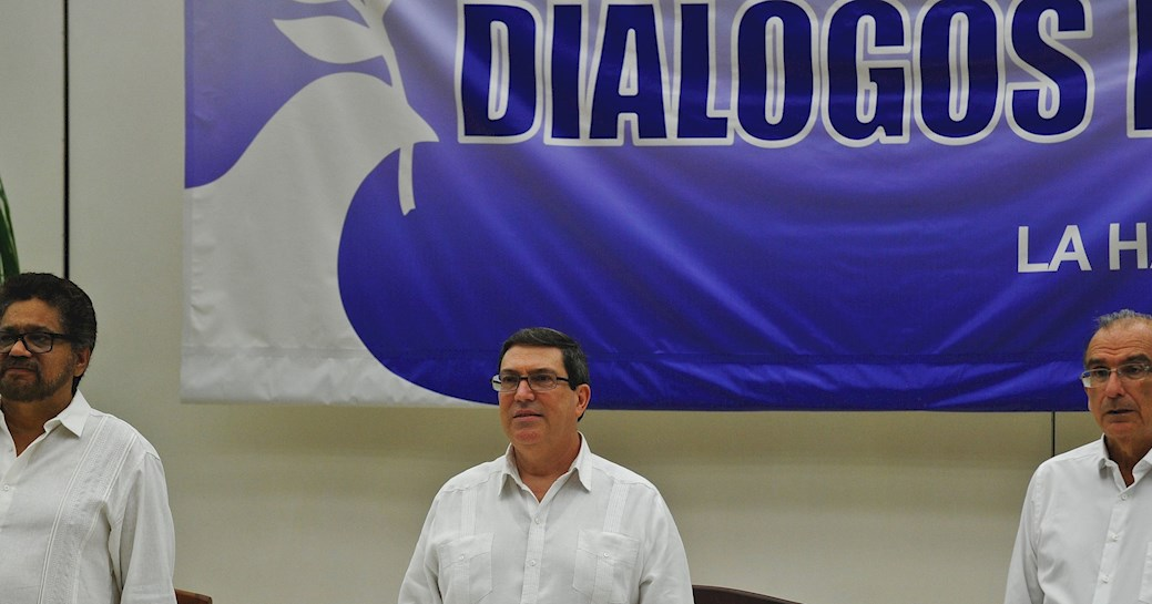 Colombia: End of negotiations over conflict brings hopes of peace