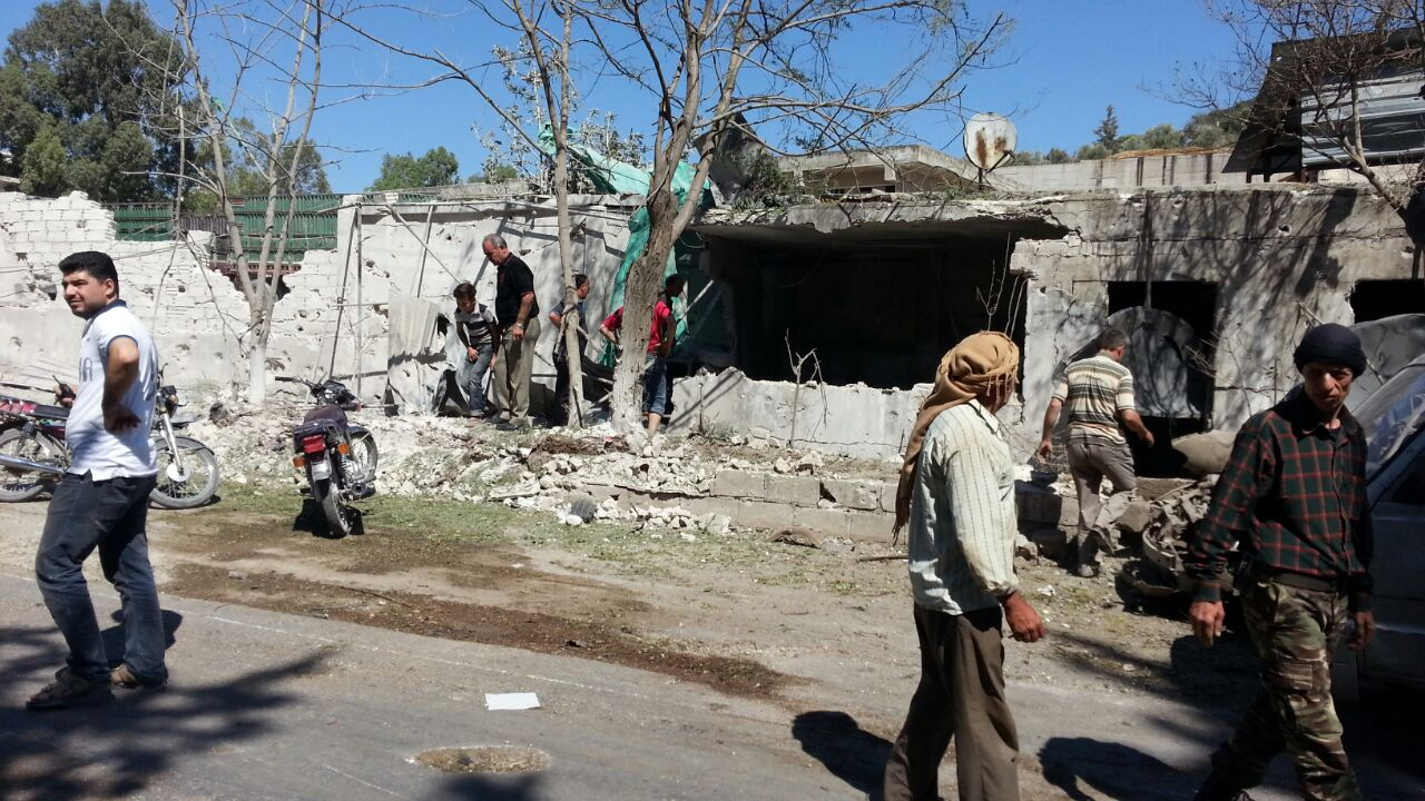 Syria: Fatal airstrike on maternity hospital a potential war crime