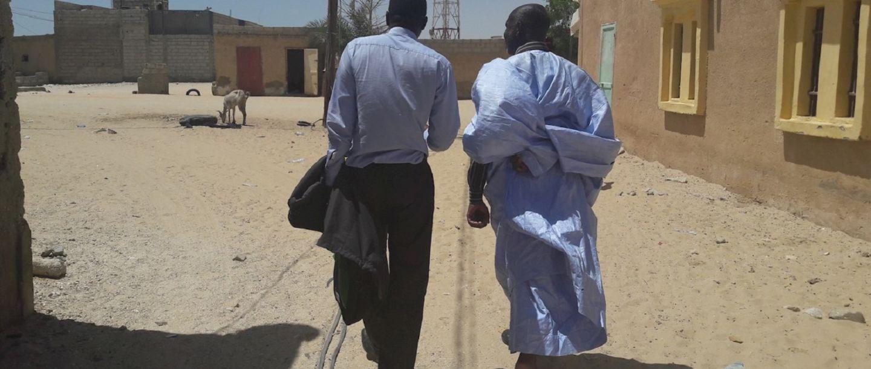 Mauritania: Free thirteen anti-slavery activists