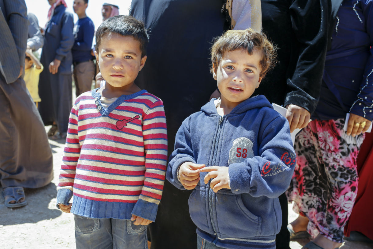After escaping war, what awaits Syrian children in Europe?